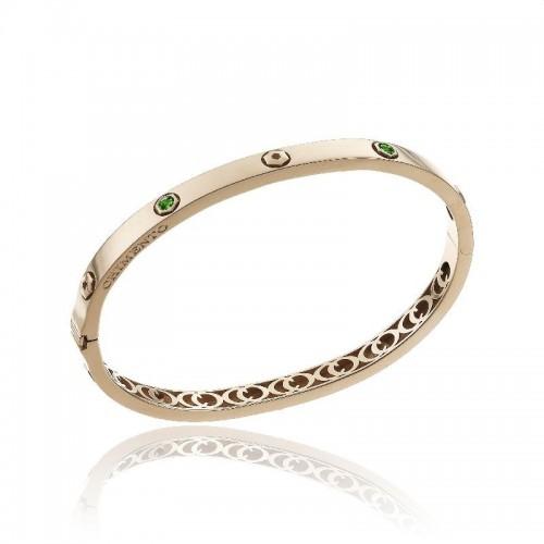 chimento-bemine-bangle-pink-gold-emeralds