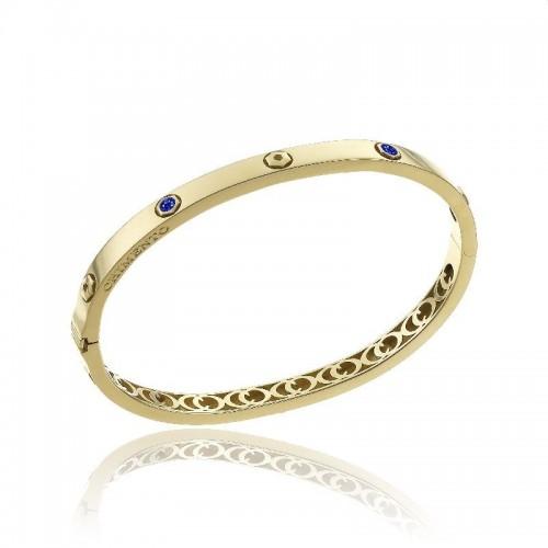 chimento-bemine-bangle-yellow-gold-sapphires