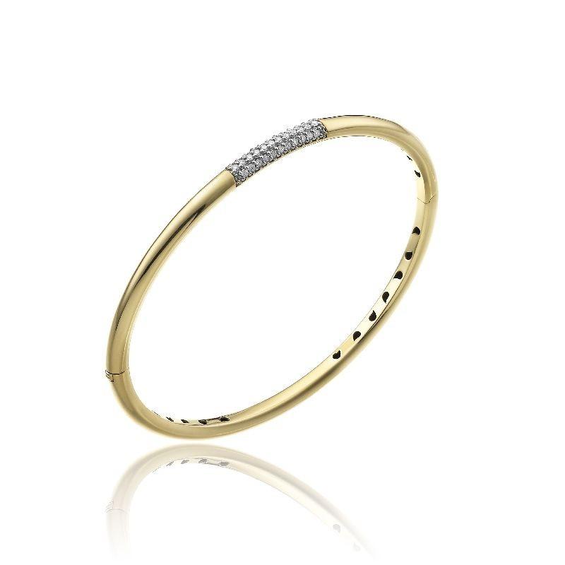 Bamboo-Pure-bracciale--oro-giallo