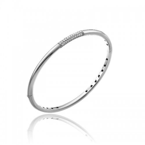 Bamboo-Pure-bracelet-white-gold