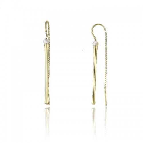 chimento-bamboo-flirt-pearl-chain-threader-earrings-y