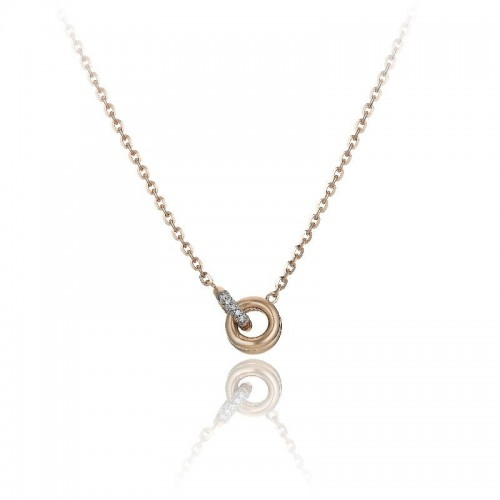 Bamboo-Pure-pink-gold-necklace