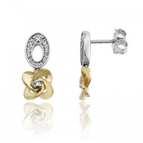 Link-Joy-pendant-little-flower-earrings-yg