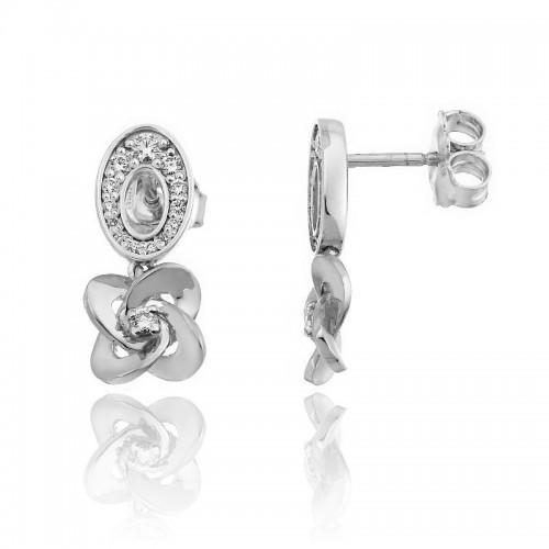 Link-Joy-pendant-little-flower-earrings-wg