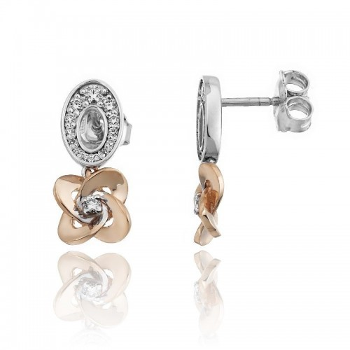 Link-Joy-pendant-little-flower-earrings-rg
